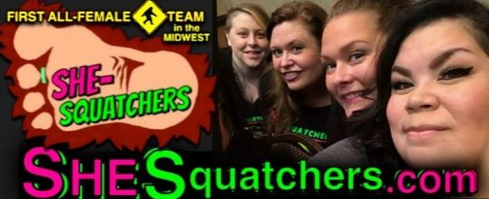 Bigfoot Encounters: Ohio Night Stalkers radio interview by She-Squatchers - Mike Miller & Mike Feltner, Jen Kruse & Jena Grover - TheJourneyRadioShow.com
