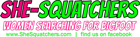 SheSquatchers - women searching for bigfoot - SHE-Squatchers - facebook - Sasquatch - Midwest, Minnesota, North Dakota - TheJourneyRadioShow.com