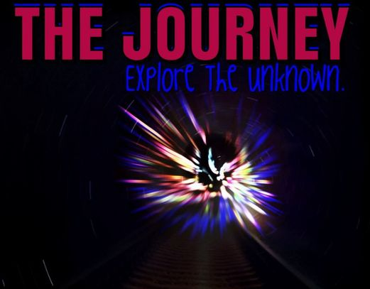 THE JOURNEY:  Digital Energy Art Portals are Created by: JEN KRUSE - TheJourneyRadioShow.com